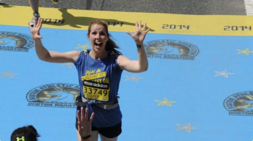 Jamie Marathon Photo